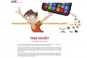 TabX Okul ve Öğretim Yönetim Sistemi